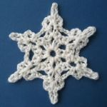 attic24snowflake crochet class harmony provo