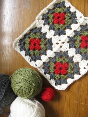 christmasgrannysquare alipyper intro to crochet harmony provo