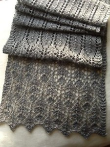 thistle scarf by tincanknits