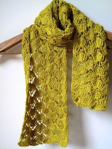 wasabi sqeeze scarf by one flew over