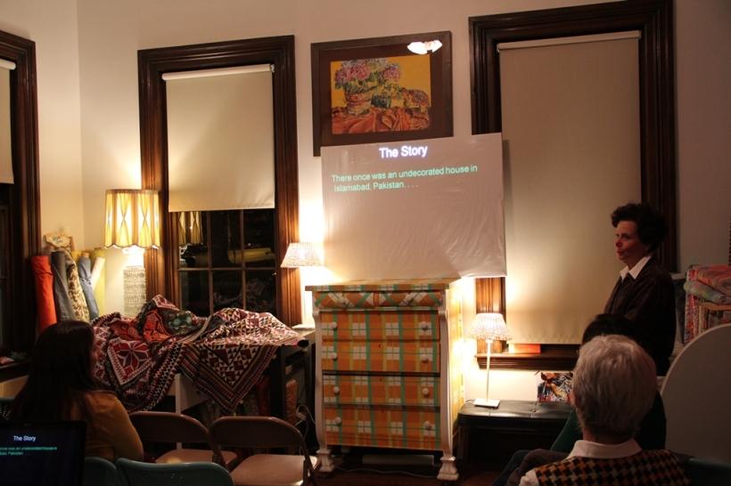 Tricia Stoddard Ralli Quilt Symposium Harmony