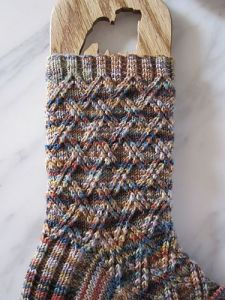Farmer McGregor Socks - Alice Yu