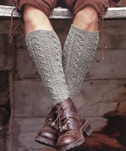 Mens Knit Socks - schachenmayr