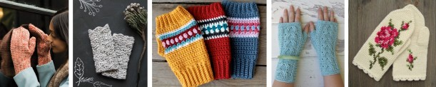 crochet mitten and glove ideas