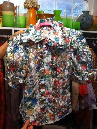 Leah Jean's blouse