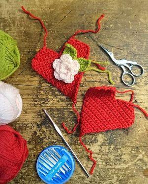 Crochet Heart Workshop