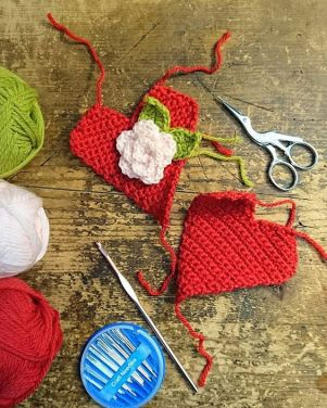 Crochet Heart Workshop