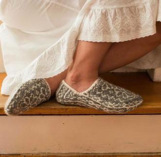 Scandiwork slippers