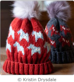 Dala Horse Hat
