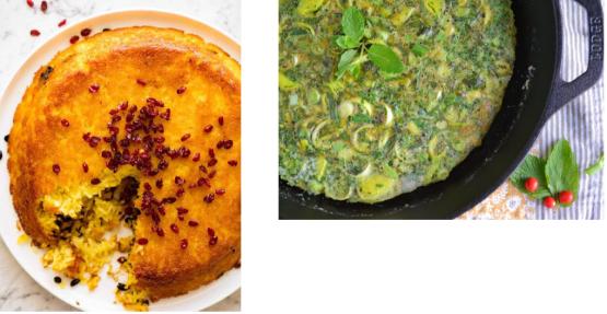 Persian feast